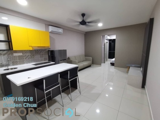 SoHo/Studio For Rent in Liberty Arc @ Ampang Ukay, Ukay Freehold fully_furnished 0R/1B 1k