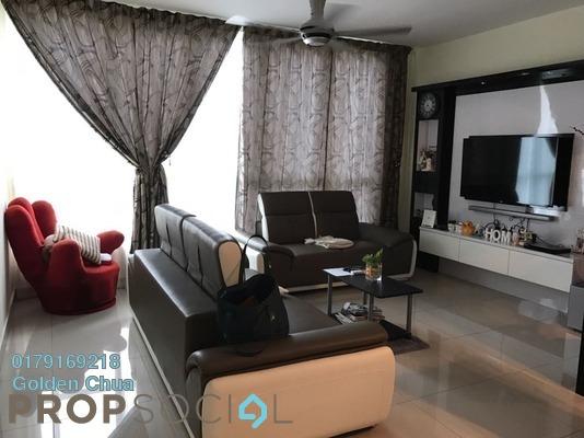 For Rent Condominium at The Loft @ ZetaPark, Setapak Freehold Fully Furnished 3R/3B 2.5k