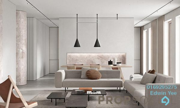 For Sale Condominium at Nilai Vision City, Putra Nilai Freehold Semi Furnished 3R/2B 350k