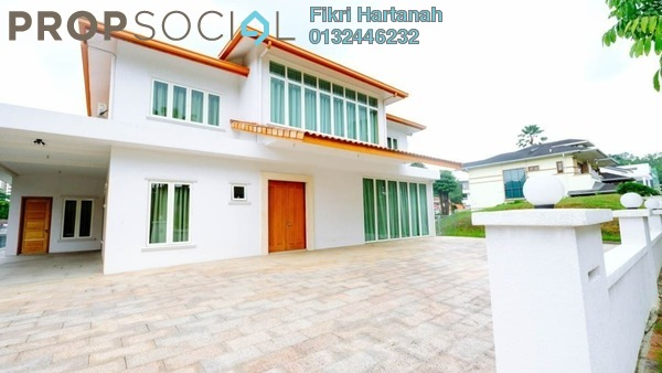 Bungalow For Sale in Seputeh Heights, Seputeh Freehold Unfurnished 6R/7B 15m