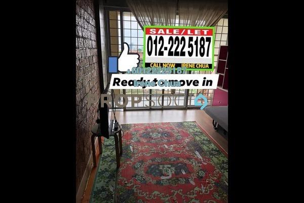For Rent Condominium at Vista Angkasa, Pantai Freehold Fully Furnished 3R/2B 2k