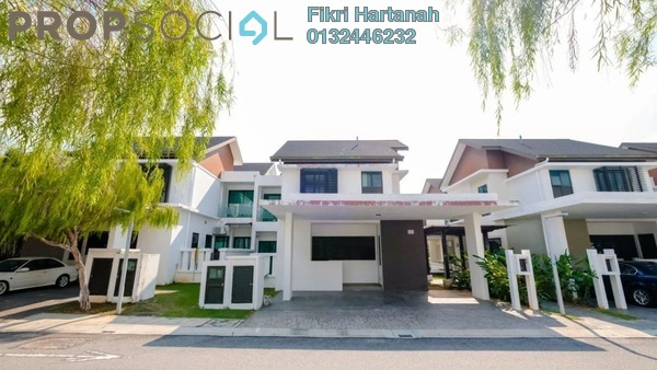 Bungalow For Sale in Symphony Hills, Cyberjaya Freehold Unfurnished 6R/5B 1.98m
