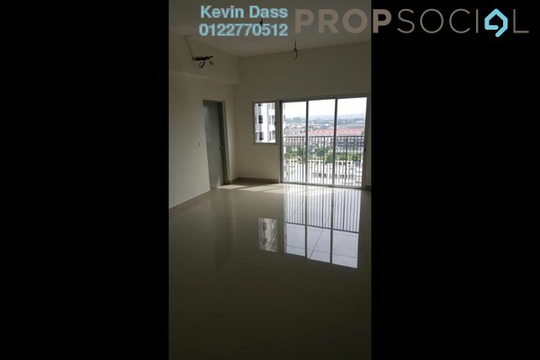 For Sale Condominium at The Wharf, Puchong Leasehold Semi Furnished 3R/2B 365k