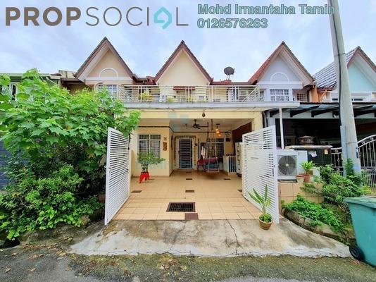 Terrace For Sale in Taman Setiawangsa, Setiawangsa Freehold semi_furnished 4R/3B 950k
