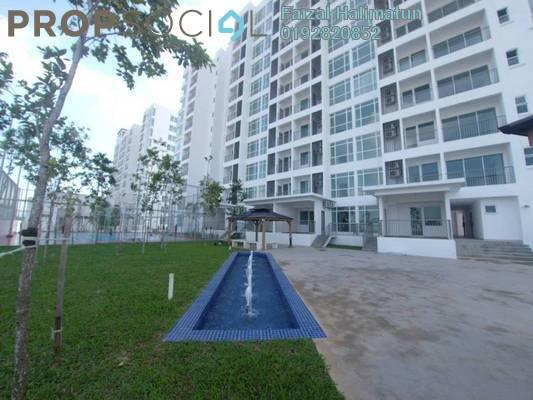 Condominium For Rent in Bangi Gateway, Bandar Baru Bangi Freehold Semi Furnished 3R/2B 1.4k