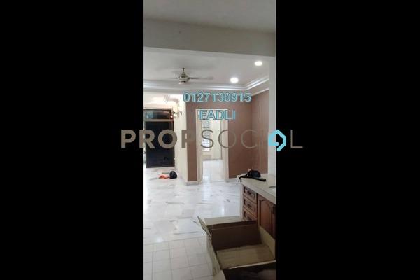 For Sale Condominium at Waizuri 1, Wangsa Maju Freehold Semi Furnished 4R/2B 470k
