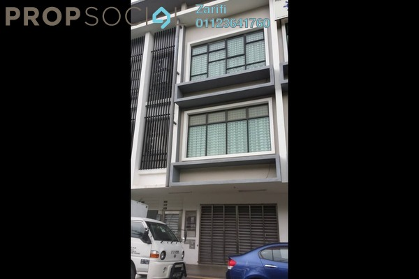 For Sale Office at Shop Office @ BP Newtown, Bandar Bukit Puchong Freehold Semi Furnished 0R/3B 2.1m