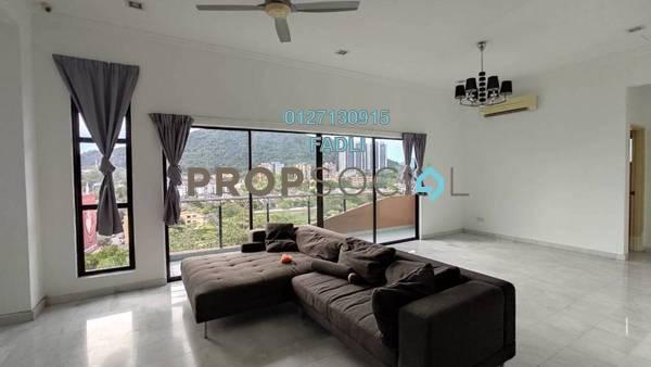 Semi-Detached For Sale in Vila Sri Ukay, Ukay Freehold Semi Furnished 4R/5B 1.6m