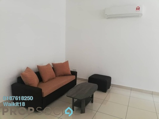 For Rent Terrace at Nusa Sentral, Iskandar Puteri (Nusajaya) Freehold Semi Furnished 6R/6B 2.2k