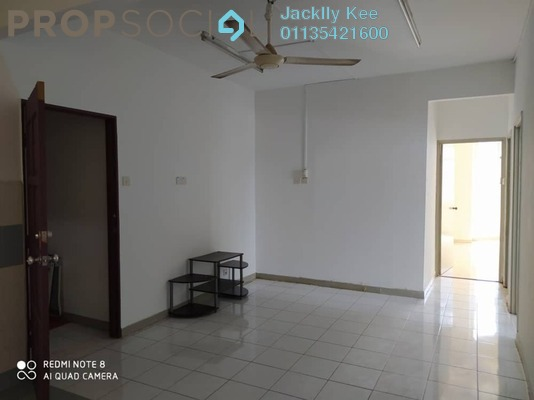 For Rent Condominium at Bukit OUG Condominium, Bukit Jalil Freehold Semi Furnished 2R/1B 1k