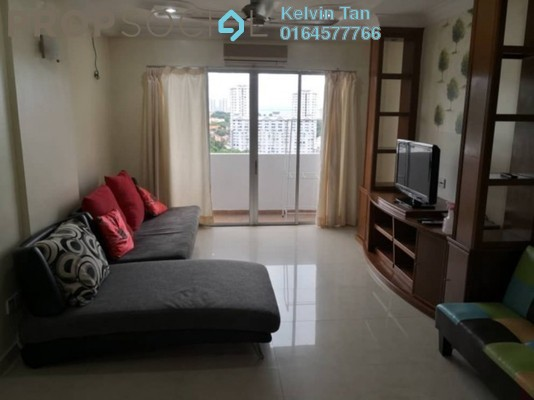 Condominium For Rent in Gambier Heights, Bukit Gambier Freehold semi_furnished 3R/2B 1k