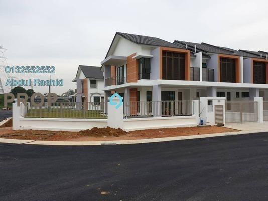 Terrace For Sale in Bandar Tiram, Ulu Tiram Freehold Unfurnished 4R/3B 820k