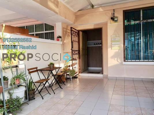 For Sale Terrace at Taman Sri Pulai Perdana 1, Pulai Freehold Semi Furnished 4R/3B 500k