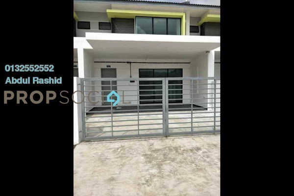 Terrace For Sale in Indahpura Industrial Park, Bandar Indahpura Freehold Unfurnished 4R/3B 685k