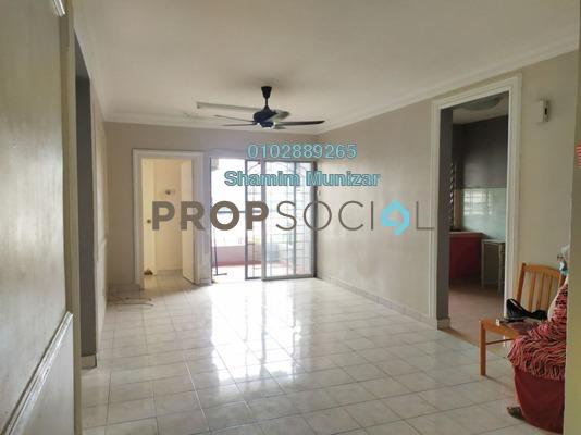 Condominium For Sale in Mentari Condominium, Bandar Sri Permaisuri Leasehold Unfurnished 3R/2B 400k