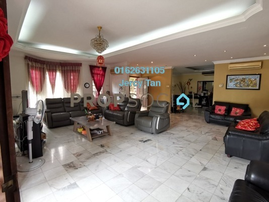 For Sale Bungalow at Section 6, Kota Damansara Freehold Semi Furnished 7R/7B 420k