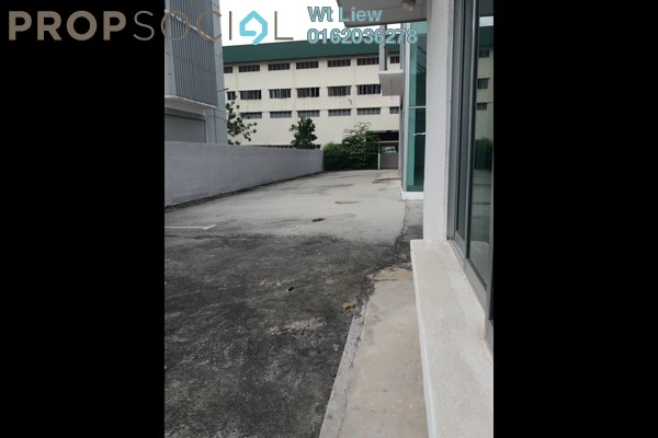 Factory For Sale in Twin Park, Subang Jaya Freehold Unfurnished 0R/0B 4.8m