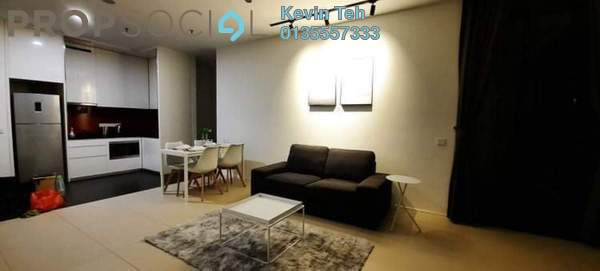 For Sale Condominium at Arcoris, Mont Kiara Freehold Fully Furnished 1R/1B 820k