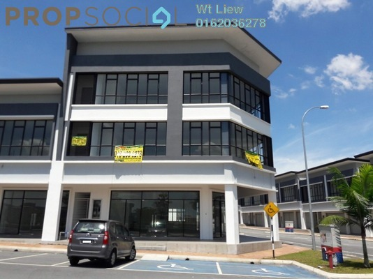 Office For Rent in BSC Waterfront, Bandar Seri Coalfields Freehold Unfurnished 0R/0B 3.5k