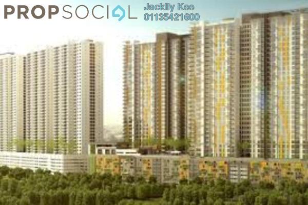 For Rent Serviced Residence at Parkhill Residence, Bukit Jalil Freehold Semi Furnished 1R/1B 700translationmissing:en.pricing.unit