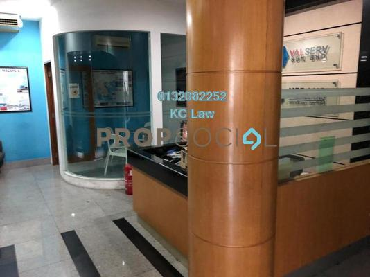 For Sale Shop at Section 13, Shah Alam Leasehold Semi Furnished 0R/0B 1.45m