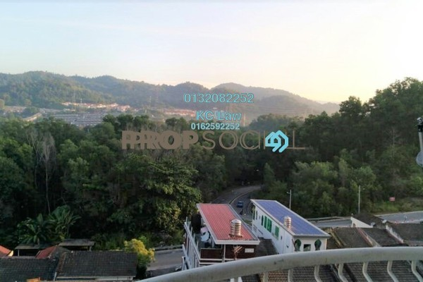 For Sale Condominium at Gardenia Court, Gombak Freehold Semi Furnished 3R/2B 350k