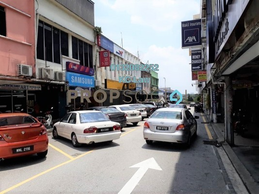 For Sale Shop at Section 52, Petaling Jaya Freehold Unfurnished 0R/0B 2.4m