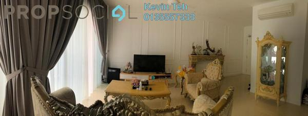 For Sale Condominium at Pavilion Hilltop, Mont Kiara Freehold Fully Furnished 3R/4B 1.68m