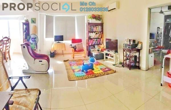 For Rent Condominium at Main Place Residence, UEP Subang Jaya Freehold Fully Furnished 3R/2B 3.5k