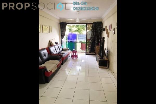 For Sale Apartment at Cyberia SmartHomes, Cyberjaya Freehold Semi Furnished 3R/2B 275k