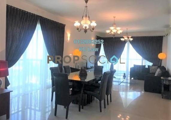 For Rent Condominium at Mont Kiara Banyan, Mont Kiara Freehold Fully Furnished 4R/4B 7k