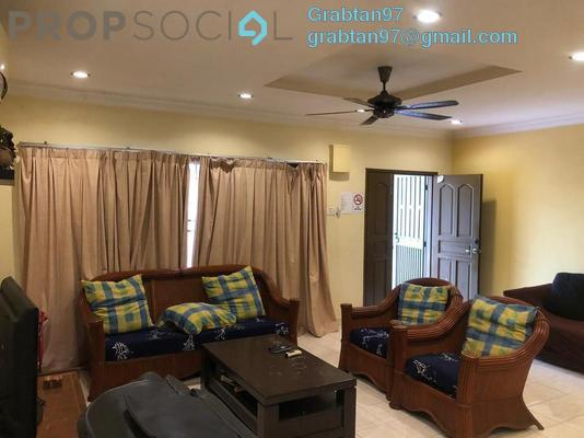 Terrace For Sale in Taman Parkland, Kluang Freehold Fully Furnished 4R/3B 830k
