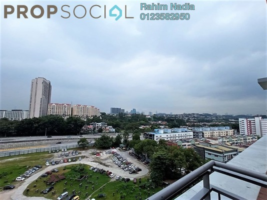 For Sale Condominium at The Signature, Sri Hartamas Freehold Fully Furnished 1R/1B 500k