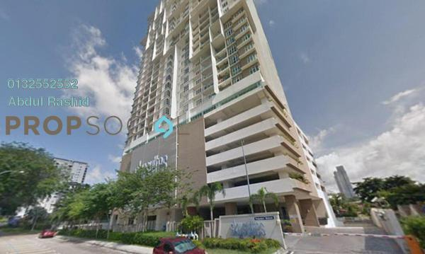 Condominium For Sale in Sky Suites @ Meldrum Hills, Johor Bahru Freehold Semi Furnished 2R/0B 550k
