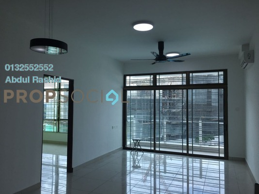 Condominium For Sale in Parc Regency, Johor Bahru Freehold Unfurnished 2R/2B 310k