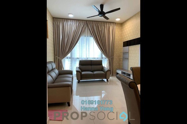 For Rent Serviced Residence at Cyperus Serviced Residence @ Tropicana Gardens, Kota Damansara Freehold Fully Furnished 1R/1B 2.8k