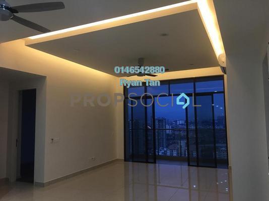 For Sale Condominium at The Park Sky Residence @ Bukit Jalil City, Bukit Jalil Freehold Semi Furnished 2R/2B 795k