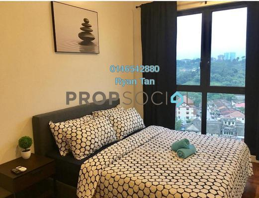 For Rent Condominium at Residency V, Old Klang Road Freehold Fully Furnished 1R/2B 2.2k
