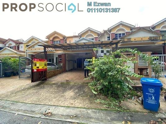 Terrace For Sale in Desa Subang Permai, Subang Freehold Semi Furnished 4R/3B 620k