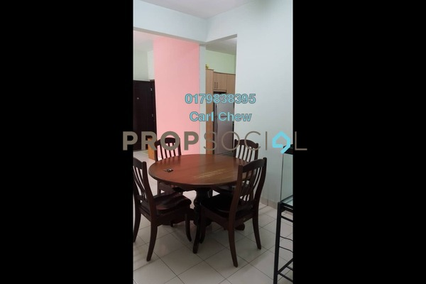 For Rent Condominium at Casa Puteri, Bandar Puteri Puchong Freehold Fully Furnished 3R/2B 1.4k