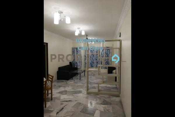 For Rent Apartment at D'Kiara Apartment, Pusat Bandar Puchong Freehold Fully Furnished 3R/2B 1.4k