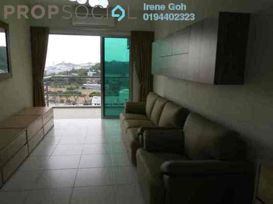 For Rent Condominium at Elit Heights, Bayan Baru Freehold Fully Furnished 3R/2B 2.3k