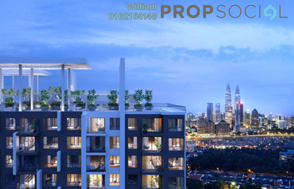 Condominium For Sale in The Valley @ SkySierra, Kuala Lumpur Freehold Unfurnished 3R/2B 400k