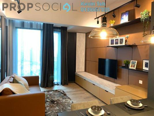 For Rent Condominium at TWY Mont Kiara, Mont Kiara Freehold Fully Furnished 1R/1B 3k