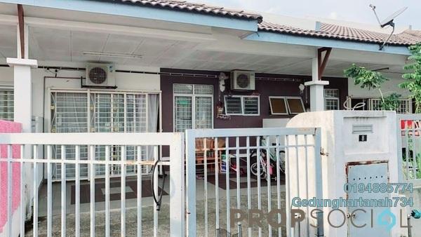 For Sale Terrace at Mutiara Villa, Bukit Ceylon Freehold Unfurnished 3R/2B 358k