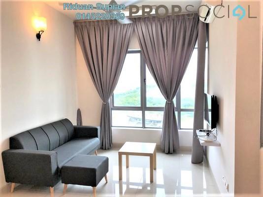 For Rent Condominium at Vega Residensi, Cyberjaya Freehold Fully Furnished 1R/1B 960translationmissing:en.pricing.unit