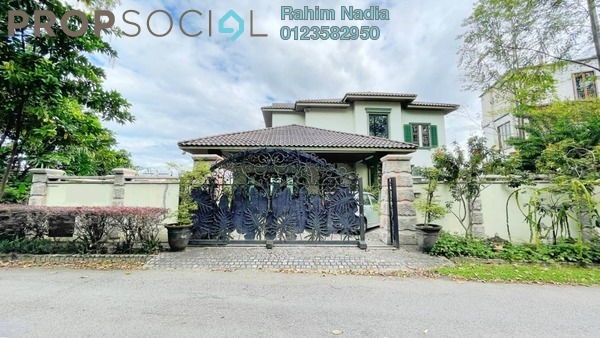 For Sale Bungalow at Twins, Damansara Heights Freehold Semi Furnished 7R/7B 15m