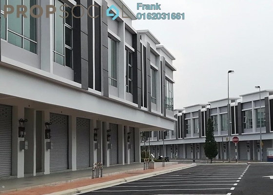 For Sale Shop at CI Medini, Iskandar Puteri (Nusajaya) Freehold Unfurnished 0R/0B 2.98m