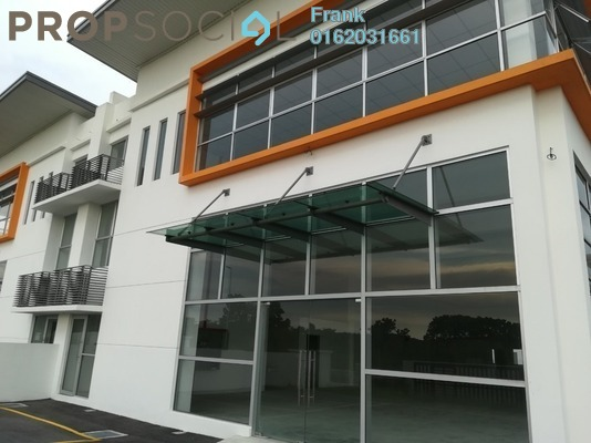 For Sale Factory at Saujana Technopark, Rawang Freehold Unfurnished 0R/0B 2.35m