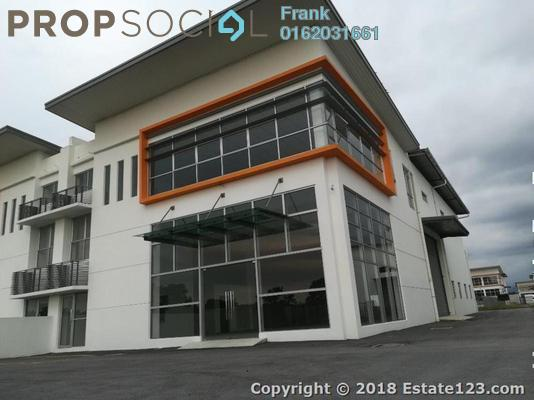For Rent Office at Saujana Rawang, Rawang Freehold Unfurnished 0R/0B 6.5k